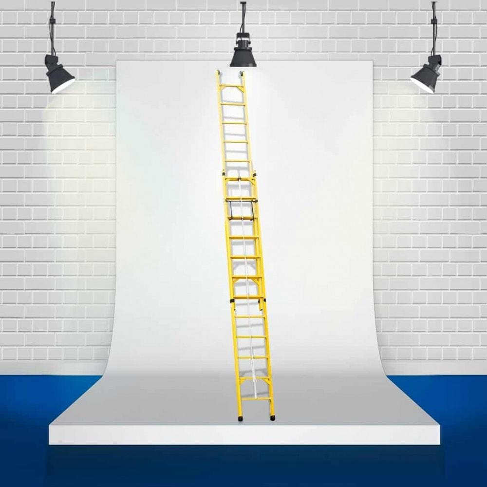 Диэлектрические лестницы