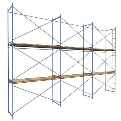 Высота 6 м, длина 9 м, площадь 54 м2