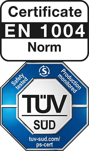 сертификат и TUV
