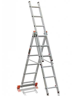 Аренда алюминиевых лестниц от 300 рублей
